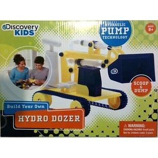 Build Your Own Hydro Dozer Bulldozer Educational Toy