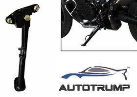 AUTOTRUMP Bike Side Stand Assembly for Bajaj Discover -125cc