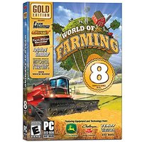 World Of Farming: Gold Edition - 8 Complete Games In Al