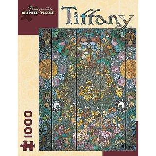 Tiffany: Butterfly Window Jigsaw Puzzle