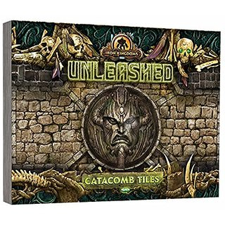 Iron Kingdoms Unleashed Catacomb Tiles