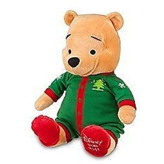 2011 Holiday Pajamas Pooh Plush Toy 13 H