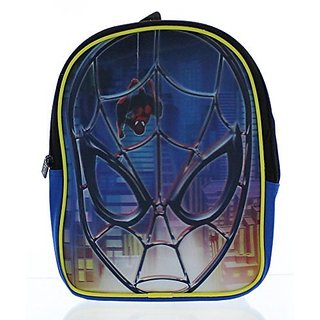 Marvel Boys Spiderman 3d 10 Backpack, Blue