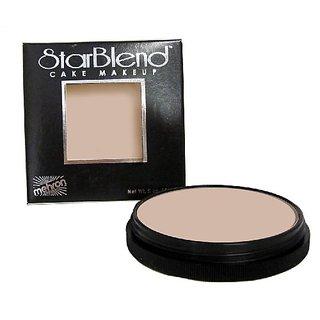Mehron StarBlend Cake Foundation Makeup (Mid-Light Olive)