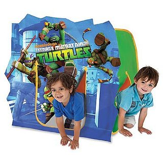 Teenage Mutant Ninja Turtles Hide N Play Tent