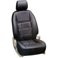Hi Art Black Leatherite Seat Cover For Wagon R