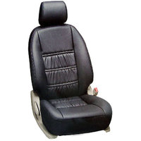 Hi Art Black Leatherite Seat Cover For Honda I dtec(All Models)