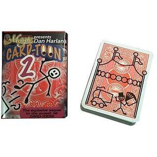 Dan Harlans Card-Toon 2 - Magic Card Trick