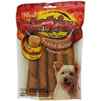 Hartz Oinkies Peanut Butter Dog Treat - 6.5 Oz. - 5-Pac