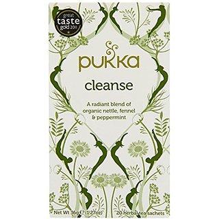 Pukka Organic Teas, Cleanse, 20 Count
