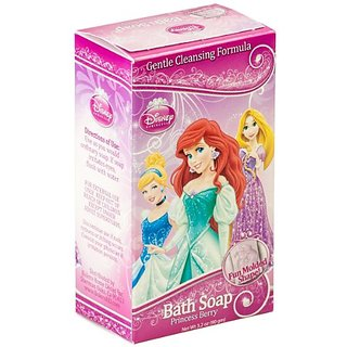 Disney Princess Bath Soap