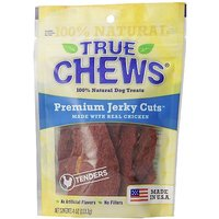 True Chews Lils Chicken Jerky Bites Dog Treats, 4-Ounce