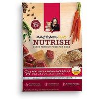 Rachael Ray Nutrish Dry Dog Food - Beef & Rice Recipe -