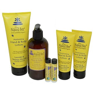 Naked Bee Lavender & Bees Wax Absolute Kit