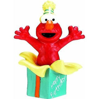 Sesame Street Elmo Sculpted Cake Candle (1ct)