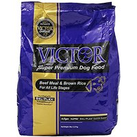 Victor Dog Food Select Beef Meal And Brown Rice - 5-Pou