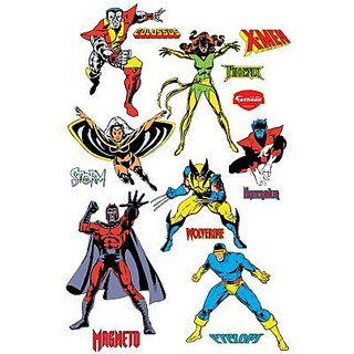 X-Men Wall Graphic