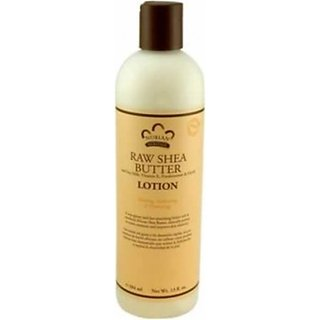 Nubian Heritage Body Lotion Raw Shea and Myrh (Pack of 2)