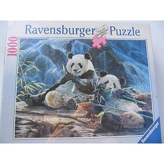 1000 RAVENSBURGER PUZZLE: BAMBOO for TWO