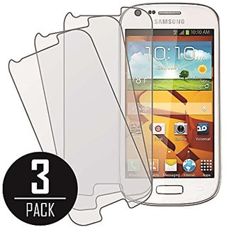 Samsung Galaxy Prevail 2 Screen Protector Cover, MPERO Collection 3 Pack of Matte Anti-Glare Screen Protectors for Samsu