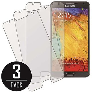MPERO Collection 3 Pack of Matte Anti-Glare Screen Protectors for Samsung Galaxy Note 3