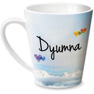 Hot Muggs Simply Love You Dyumna Conical Ceramic Mug 350ml