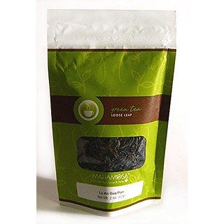 Mahamosa China Green Tea Loose Leaf Looseleaf- Lu An Gua Pian
