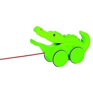 Goki Crocodile Kroki Pull Along Toy
