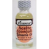 Aceite De Ajonjoli 1 Oz. Sesame Oil