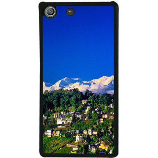 Ayaashii Nature's Click Back Case Cover for Sony Xperia M5 Dual E5633 E5643 E5663:: Sony Xperia M5 E5603 E5606 E5653