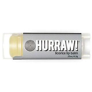 Hurraw! Lip Balms: Licorice