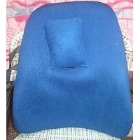 SRM ( Best Health) Moulded & Framed Back Rest For Cars And Executive Chairs