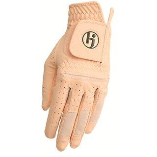 HJ Glove Womens Peach Gripper Golf Glove, X-Large, Right Hand