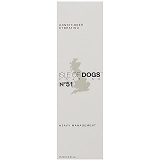 Isle of Dogs Coature No. 51 Heavy Management Dog Conditioner for Damaged Hair, 8.4 oz.
