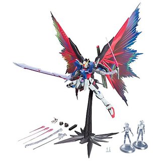 Bandai Hobby Extreme Blast Mode Mobile Suit Gundam Seed Destiny Model Kit (1/100 Scale)