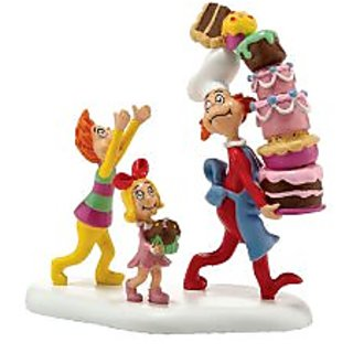 Department 56 Grinch Villages Whos with Sweets Village Accessory, 2.375-Inch