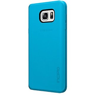 Incipio Thin Protective NGP Carrying Case for Samsung Galaxy Note 5 - Retail Packaging - Blue