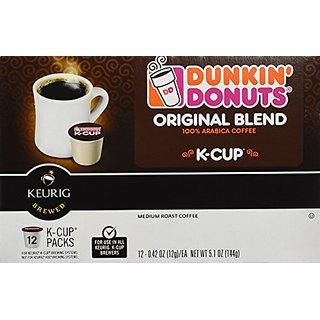 Dunkin Donuts K-Cups Original Flavor - 36 Pack