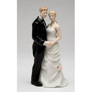 Cosmos 96637 Fine Porcelain Wedding Couple Gifts Figurine 5 3 4 Inch