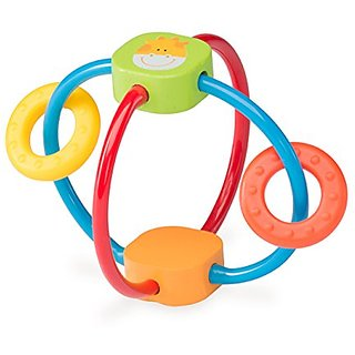 Wonderworld Bouncy Rattle Baby Toy
