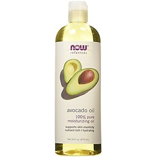 NOW Foods - Avocado Oil 16 Oz (Pack of 2)
