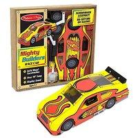 Melissa & Doug Mighty Builders Race Car
