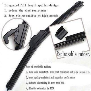 Universal Premium Soft Wiper Blades For Tata Mobile 207 20