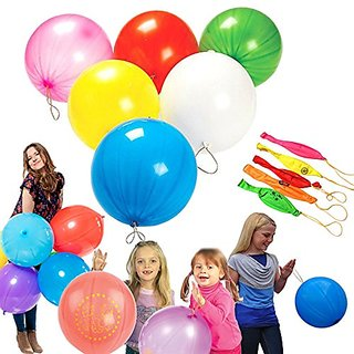 Dazzling Toys Punch Balloons - Mega Pack of 50 Balloons - 10 Inch Balloons