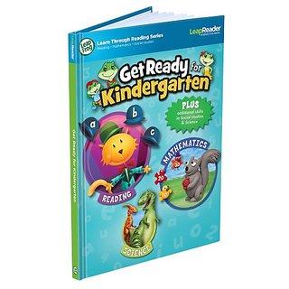 LeapFrog LeapReader Book - Get Ready For Kindergarten