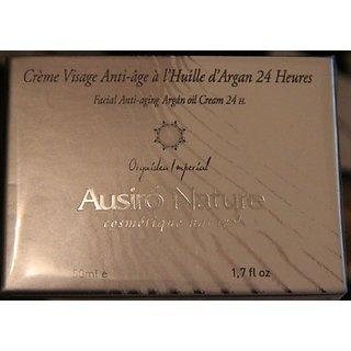 Ausiro Natural 24 - Hour Anti-Aging Facial Cream