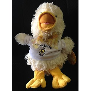Stuffed Easter Duck Plush