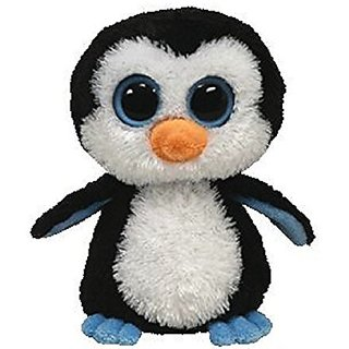 Ty Beanie Boo Waddles The Penguin 6