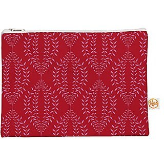 Kess InHouse Everything Bag Flat Pouch by Anneline Sophia 8.5 x 6 Inches,