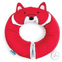 Trunki Yondi Fox Travel Pillow, Red, Small
